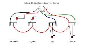 foot switch wiring foot image wiring diagram rig talk u2022 view topic knocking a large amp footswitch down to size on foot switch