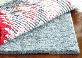 non slip rug pads for hardwood floors architecture pad popular area wonderful wood uk floor area rug pad