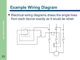 diagrams and schematics figure 13 example electrical single line rev