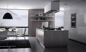 Models Modern Gray Kitchen Cabinets Home Interior Design Ideas Y Inside Decorating