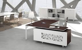 modern wood office desk. beautiful contemporary office desk ordinary furniture 1 modern wood