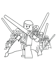 Star Wars Coloring Pages For Coloring Pages Star Wars Coloring Pages