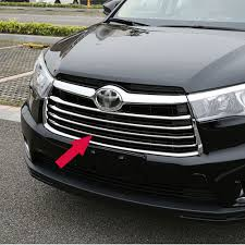 Amazon.com: Generic Chrome Front Grill Grille Cover Trim Fit For ...