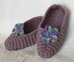 Free Crochet Patterns For Slippers