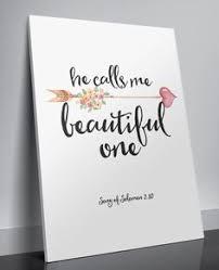 song of solomon he calls me beautiful printable verses art nursery decor bible verse quotes art on bible verse wall art pinterest with the joy of the lord is my strength joy of the lord strength