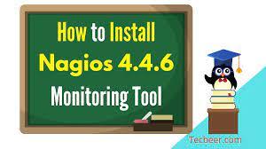 install nagios latest version 4 4 6
