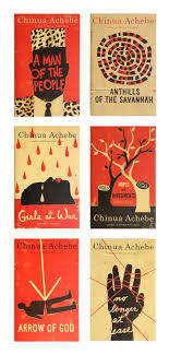 best ideas about chinua achebe things fall apart an amazing series of work from the collaboration of designer helen yentus and illustrator edel rodriguez