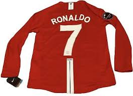 Famously sighting the city of manchester as having an insane love of football, of celebration and of music, cantona ignites a jersey style. Soccer International Clubs Manchester United Jersey Ronaldo Trainers4me