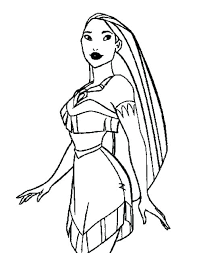 pocahontas coloring page coloring pages cool and coloring pages disney princess pocahontas coloring pages