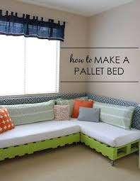 how to make pallet furniture. Modren Pallet 30 Creative Pallet Furniture DIY Ideas And Projects U003e How To Make A Inside To U