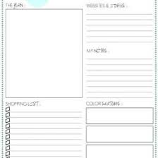 Notebook Sheet Template Download Project Management Notebook 27791550763 Project