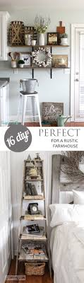 16 DIYs Perfect for a Rustic Farmhouse