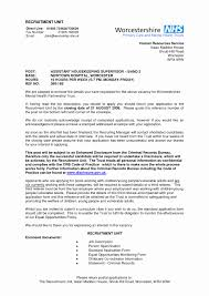 Hospital Housekeeping Resume Examples Sample Cover Letters For Warehouse Worker Fresh Hospital 6