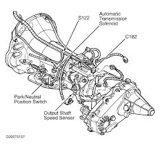 Enchanting 1997 ford explorer transmission wiring diagram