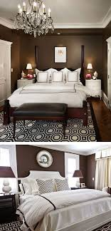 love the first wall color brown white would look great with our dark furniture brown room pinterest walls