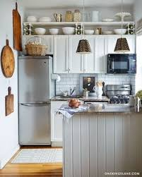 Small Picture Smart Takeaways from 10 Truly Tiny Kitchens Apartment therapy