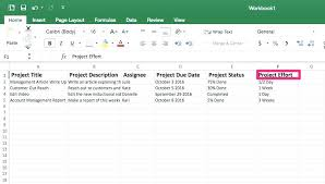 Excel Template For Project Tracking Tracking Project Template Word Manager Resume Sheet Excel