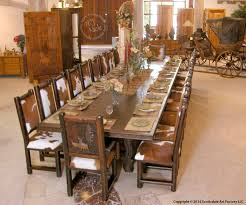 long wood dining table: large wood dining room table photo of well dining table lodge style western dining tables photo