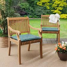 palm pattern corded outdoor set of 2