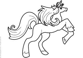 Unicorni 8 Disegni Da Colorare 24