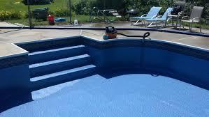 inground pool liner cost