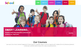 Templates For Education 26 Best Free Education Html Website Templates 2019