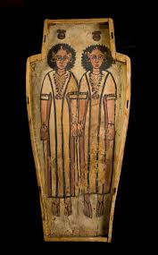Egyptian Coffin Designs New Lease Of Life For Ancient Egyptian Artefacts After 80