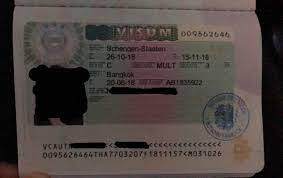 สอบถามเรื่อง multiple Schengen เพื่อเข้าประเทศแถบบอลข่านค่ะ (บอสเนีย, เซอร์เบีย,มอนเตเนโกร,โคโซโว) - Pantip
