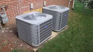 carrier 16 seer 3 ton. new-ish 2012 and 2013 carrier performance series heat pumps 16 seer 3 ton