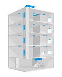 Smoke Ventilation Design Fire Design Solutions Residential Building Mechanical