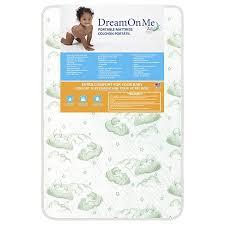 Dream On Me 3-inch Pack n Play Foam Mattress