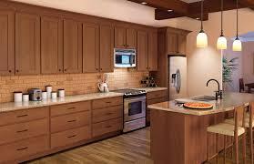 Mocha Shaker Kitchen Cabinets Hargrove Echelon Cabinets