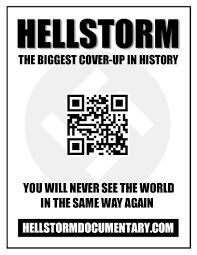 hellstorm exposing the real genocide of nazi hellstorm poster
