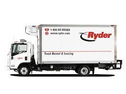 Refrigerated Box Truck Rentals | Rent Refrigerated Box Trucks | Ryder
