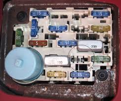 fuse box diagram 1991 ford f150 pickup fuse image 91 f250 fuse map ford truck enthusiasts forums on fuse box diagram 1991 ford f150 pickup