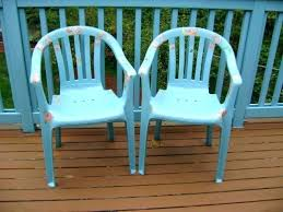 painting plastic outdoor chairs best paint for plastic furniture innovative stylish plastic patio chairs plastic patio