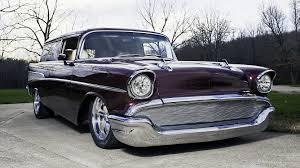 1957 Chevrolet Sedan Delivery | F54 | Dallas 2017