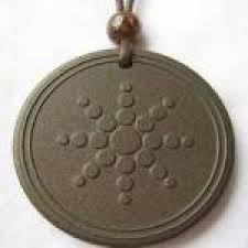 quantum science scalar energy pendant with cogent anti radiation mobile chip