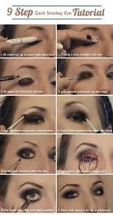 dark y eye makeup