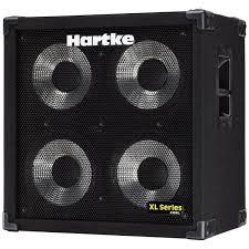 4x10 Guitar Cabinet Hartke Xl Series 4x10 Bass Guitar Speaker Cabinet And More Bass