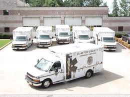clayton county fire department rolls out new ambulances news news daily