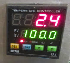 diy knifemaker s info center heat treatment oven project for temperature control i bought a small pid temperature controller and a solid state relay ssr that can handle 25 amperes and 380 vac