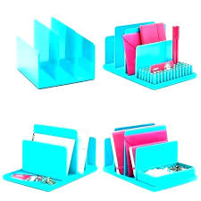 fun office supplies for desk. Teal Desk Accessories Unique Office Gifts Cool Items Ideas On Stuff Supplies Fun For