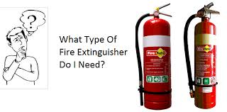 What Type Of Fire Extinguisher Is Best For You Foam Dry Powder Or Co2