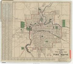 52 best fort wayne images on pinterest indiana, the fort and Ft Wayne Indiana Map \