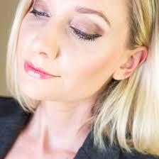 glitter bunny face makeup