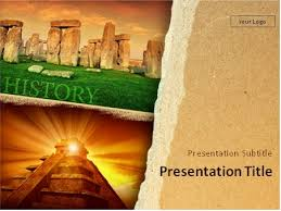 History Powerpoint Template Casseh Info