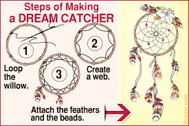 How To Make A Simple Dream Catcher Here's How to Make a Dream Catcher in 100 Simple Steps 42