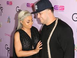 Blac Chyna and Rob Kardashian Dating History What s Going On.