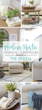 lovely hgtv small living room ideas studio. Modern Rustic Dining \u0026 Living Room // ORC: Reveal Lovely Hgtv Small Ideas Studio